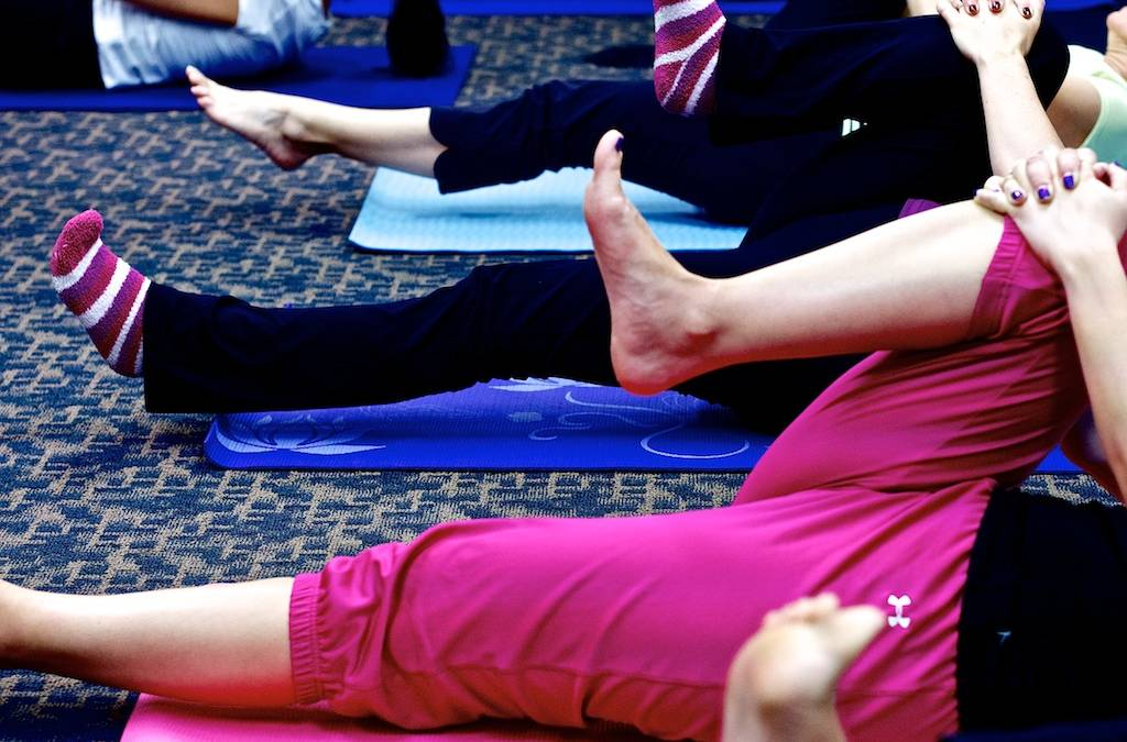 Entrevue Radio de Yoga Partout – Le yoga en entreprise avec Anne-Marie Parant